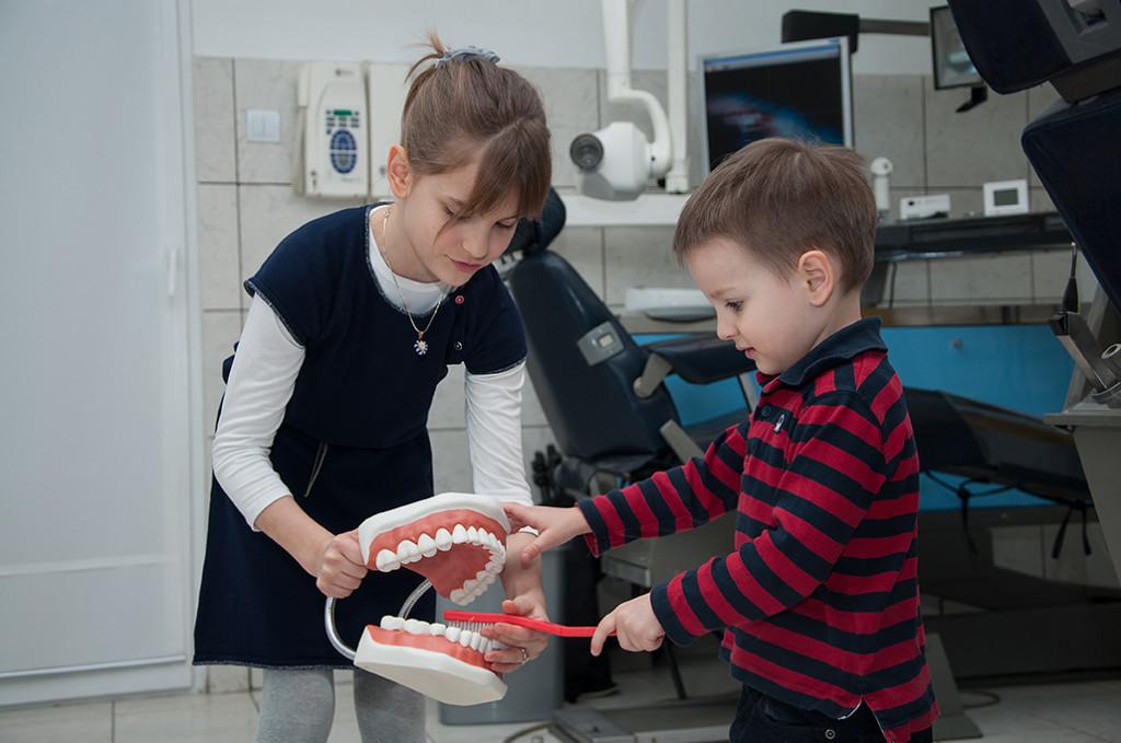 stomatologija rad sa decom bgd